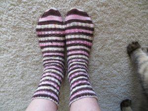 Must Stash yarn socks