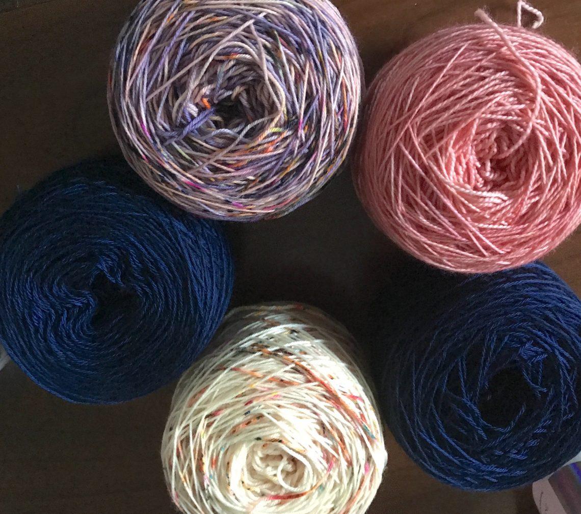 Slipstravaganza yarn