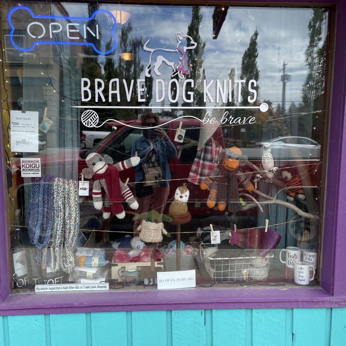 Brave Dog Knits
