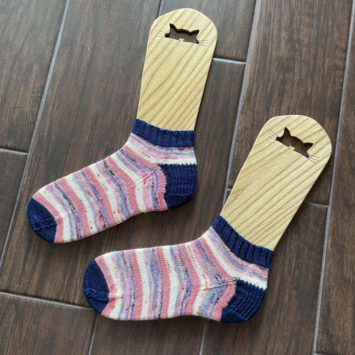 Scrappy Socks